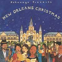 Putumayo Presents - CD - New Orleans Christmas
