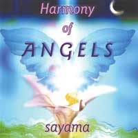 Sayama: CD Harmony of Angels