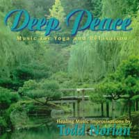 Todd Norian: CD Deep Peace - Music for Yoga & Relaxation