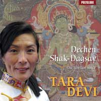Dechen Shak-Dagsay: CD Tara Devi