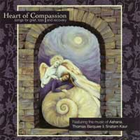 Snatam Kaur & Ashana & Barquee - CD - Heart of Compassion
