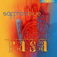 Rasa - CD - Saffron Blue