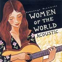 Putumayo Presents - CD - Women of the World - Acoustic