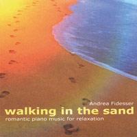Andrea Fidesser: CD Walking in the Sand