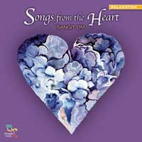 Sangit Om - CD - Songs from the Heart