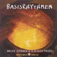 Bruce Werber & Claudia Fried: CD Basisrhythmen