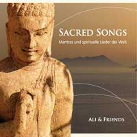 Ali & Friends: CD Sacred Songs