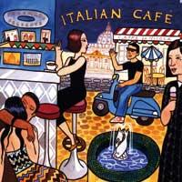 Putumayo Presents - CD - Italian Cafe