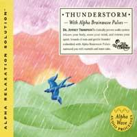 Jeffrey Thompson Dr.: CD Thunderstorm