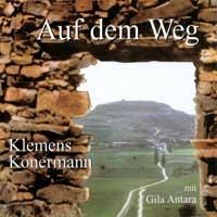 Klemens Konermann & Gila Antara: CD Auf dem Weg