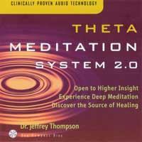 Jeffrey Thompson Dr.: CD Theta Meditation System Vol. 2.0