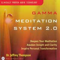 Jeffrey Thompson Dr.: CD Gamma Meditation System Vol. 2.0