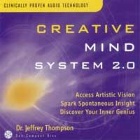 Jeffrey Thompson Dr.: CD Creative Mind System Vol. 2.0