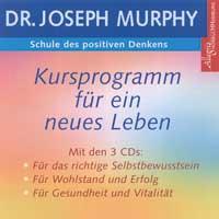 Joseph Murphy Dr.  CD Schule des positiven Denkens (3 CDs)