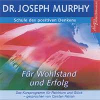 Joseph Murphy Dr. - CD - Für Wohlstand und Erfolg