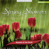 Sounds of the Earth - David Sun: CD Spring Showers