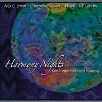 Smith & Toppah & Landry - CD - Harmony Nights