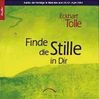 Eckhart Tolle - CD - Finde die Stille in Dir (6CDs)