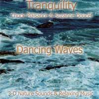 Suzzane Doucet & Chuck Plaisance - CD - Tranquility - Dancing Waves
