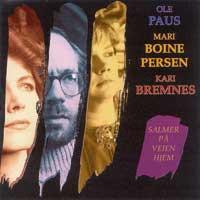 Mari Boine & Kari Bremnes - CD - Salmer pa veien hjem