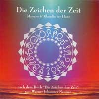 Mosaro & Klaudia TerHaar - CD - Zeichen der Zeit (2CDs)