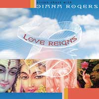 Diana Rogers - CD - Love Reigns