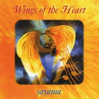 Sayama - CD - Wings of the Heart