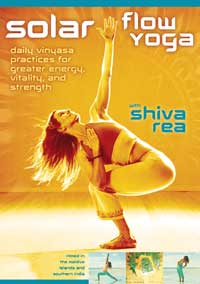 Shiva Rea - CD - Solar Flow Yoga
