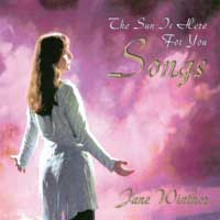 Jane Winther: CD Songs - The Sun is here for you