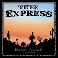Thee Express - CD - Express Yourself