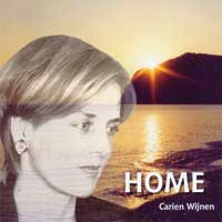 Carien Wijnen - CD - Home - Jazz Songs