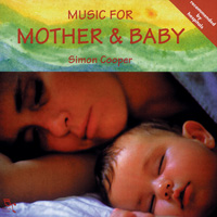 Simon Cooper  CD Music for Mother & Baby