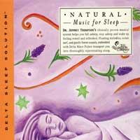 Jeffrey Thompson Dr. (Delta Sleep Solution) - CD - Natural Music for Sleep