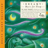 Jeffrey Thompson Dr. (Delta Sleep Solution) - CD - Dreamy Music for Sleep