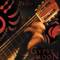 Priyo: CD Gypsy Moon