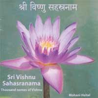 Mohani Heitel - CD - Sri Vishnu Sahasranama