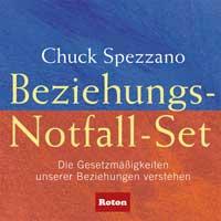 Chuck Spezzano  Beziehungs Notfall Set  CD Image
