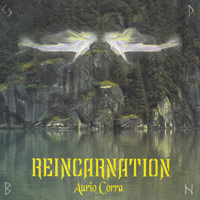 Aurio Corra - CD - Reincarnation