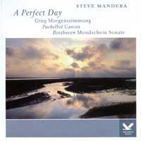 Steve Mandera - CD - A Perfect Day
