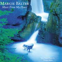 Margie Balter - CD - Music from my Heart