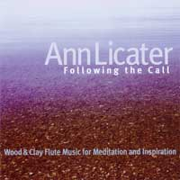 Ann Licater - CD - Following the Call