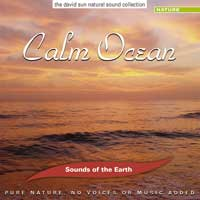 Sounds of the Earth - David Sun: CD Calm Ocean
