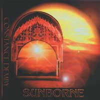 Constance Demby - CD - Sunborne