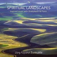 Jürg Zurmühle: CD Spiritual Landscapes