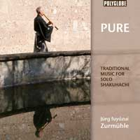 Jürg Zurmühle: CD Pure