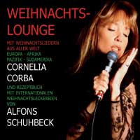 Cornelia Corba & Alfons Schuhbeck - CD - Weihnachts Lounge