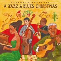 Putumayo Presents - CD - A Jazz & Blues Christmas