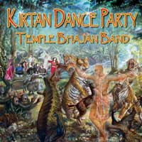 Temple Bhajan Band - CD - Kirtan Dance Party