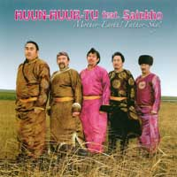 Huun-Huur-Tuu feat. Sainkho - CD - Mother Earth Father Sky