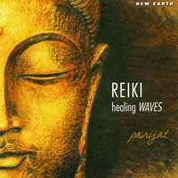 Parijat - CD - Reiki Healing Waves